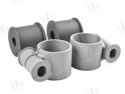 REAR ANTI-ROLL BAR BUSHING KIT (WITH CLAMPS) MERCEDES-BENZ C-Class